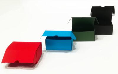 Cofanetti di cartone personalizzati per aumentare le vendite